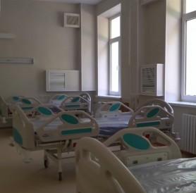 Spitalele din Chișinău mai au doar 60 de paturi pentru tratarea bolnavilor cu COVID-19
