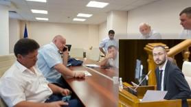 Deputat PAS: Semnătura lui Gațcan pare a fi falsificată... A stat cineva cu pistolul la tâmplă