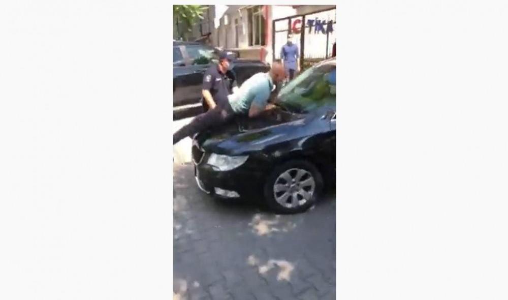 EXCLUSIV // Oamenii lui Dodon merg cu mașina peste deputatul Vladimir Cebotari