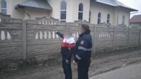 Un bărbat de 44 de ani reținut de polițiști pentru o serie de furturi din biserici