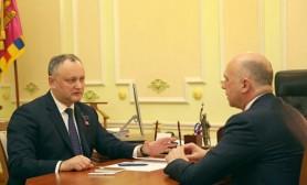 """Are șanse Pavel Filip să ajungă din nou Prim-ministru? Igor Dodon: ,,Doamne ferește! De unde așa prostii?"""""""