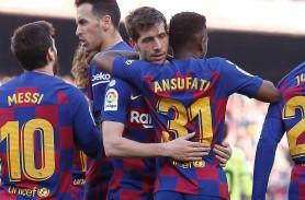 Fotbalist important al Barcelonei, infectat cu Covid-19