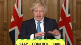 Premierul Britanic anunță primele relaxări ale restricțiilor severe. Din mai ar putea fi reluate călătoriile internaționale
