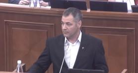 Octavian Țâcu consideră necesar să fie constituită o nouă majoritate, care ar demite Guvernului Chicu