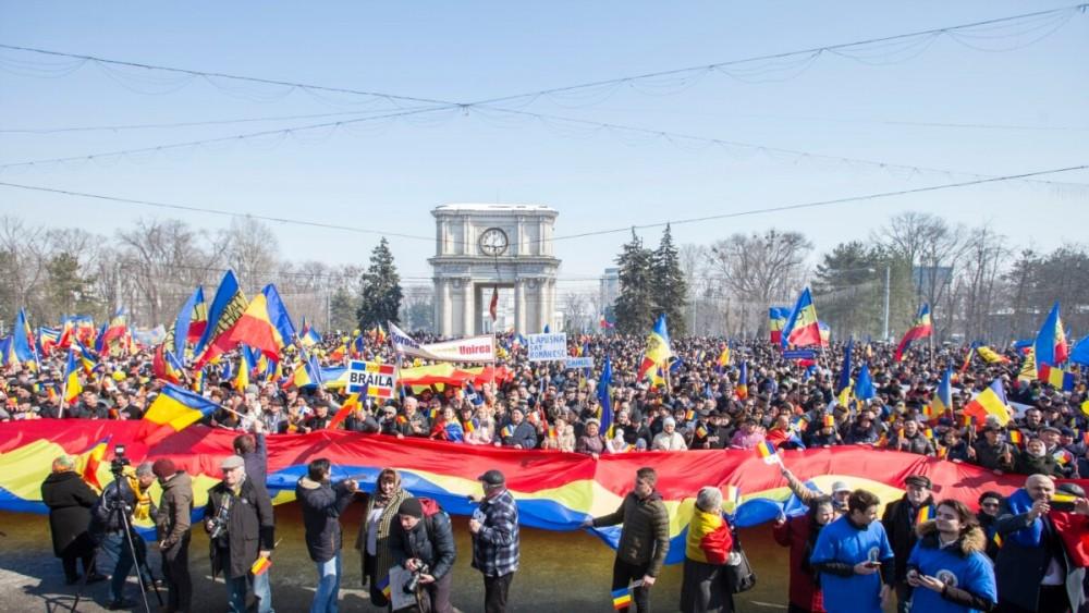 Vești proaste pentru Moscova. Numărul unioniștilor, în creștere accelerată: 44% dintre moldoveni vor unirea cu România