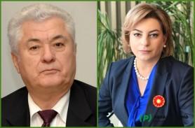 Voronin despre Mariana Durleșteanu: a înțeles că în această gloată nu e locul ei